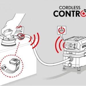 Cordless control
