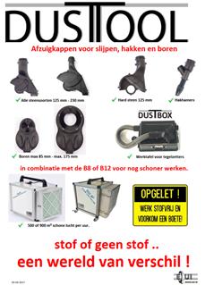 Dusttool brochure